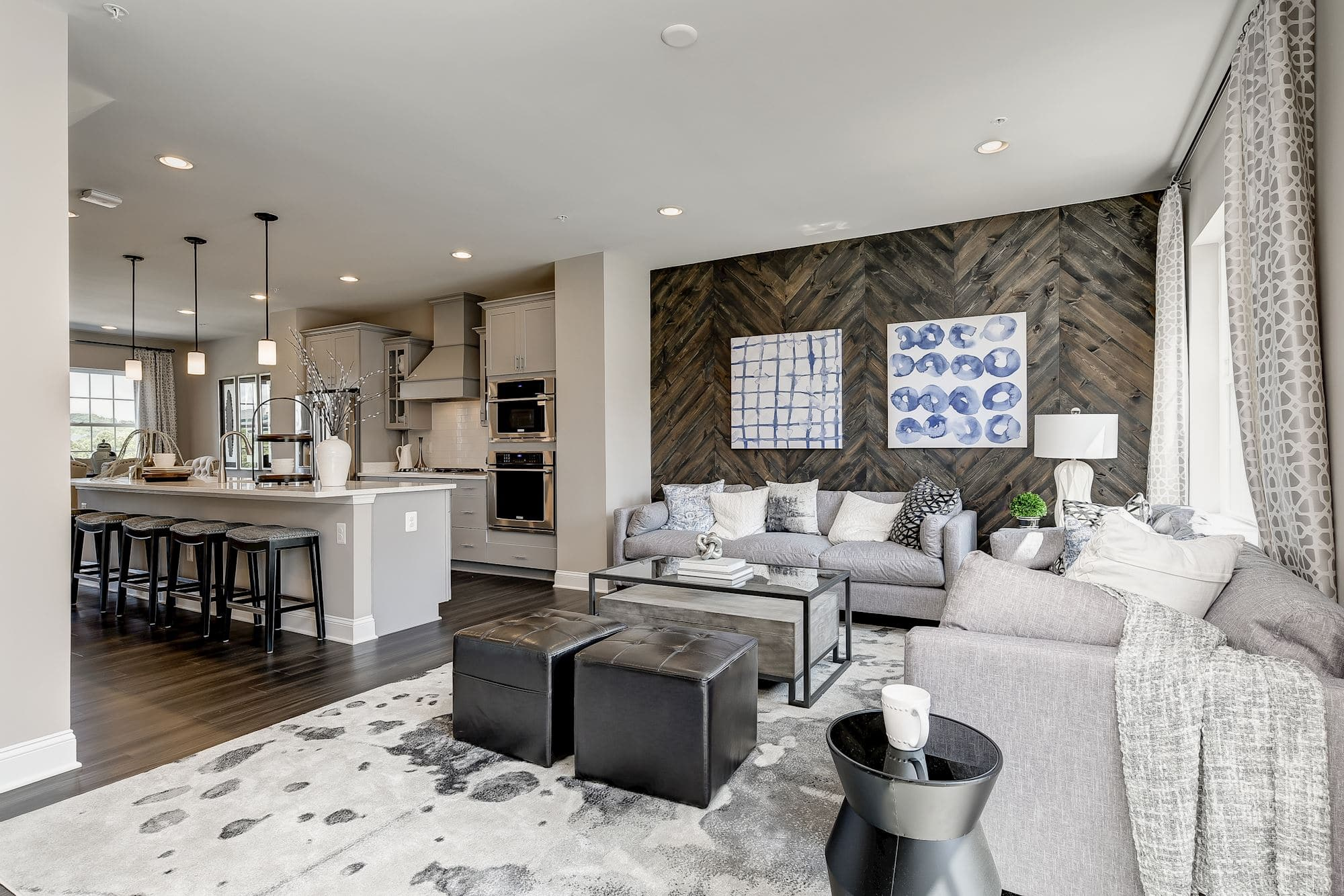 new contemporary homes for sale in maryland with stunning interiors and modern design